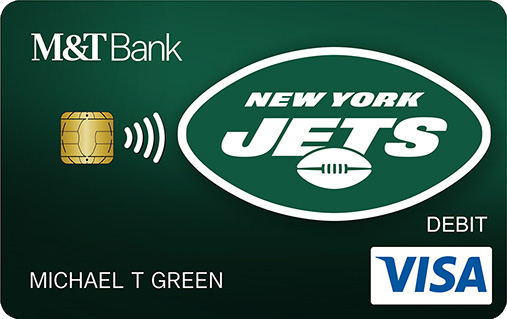 M&T Jets Debit Card